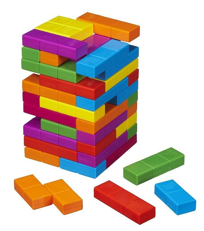 jenga tetris zasady